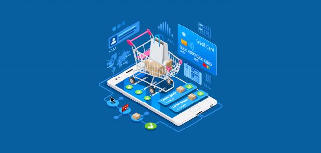 E-commerce check out process